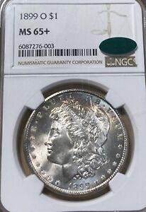 1899-O NGC/CAC MS65+ Morgan Silver Dollar