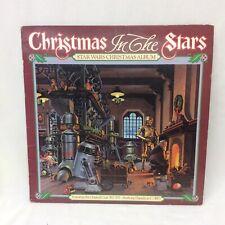 VINTAGE CHRISTMAS IN THE STARS STAR WARS CHRISTMAS ALBUM/ VINYL LP 1980