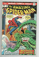 AMAZING SPIDER-MAN (v1) #146: Bronze Age Grade 9.4 Featuring The Scorpion!!