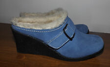 Aj Valenci High Wedge Slip On Boot Style Comfy Sh