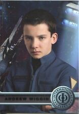 Enders Game Character Foil Chase Card RF-01