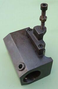 IDEAL GWS 15F8 Stahlhalter Schnellwechselhalter Klemmhalter Bohrstahlhalter GGK