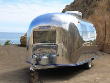 Vintage 1967 Airstream Caravel 17 feet Travel Trailer