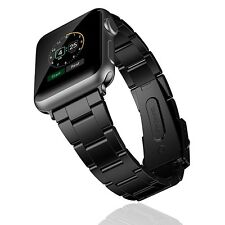 Apple Watch Band, JETech 42mm Stainless Steel Strap Wrist Band Replacement w/ Me