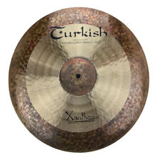 "TURKISH CYMBALS Becken 18"" Crash Xanthos-Jazz bekken cymbale cymbal 1461g"