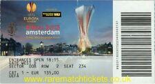 Original 2013 Europa Liga final Chelsea Benfica Vip Ticket