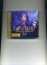 ENGELBERT HUMPERDINCK - ENGELBERT - 50 - 2 CDS - NEW!!