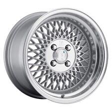 16X9 +18 Klutch SL1 4x114.3 Silver Wheels Fits Sentra Ae86 240Sx Aggressive
