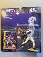 1999 Starting Lineup Boston Red Sox Shortstop Nomar Garciaparra New In Package