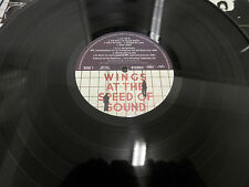 Wings/Mccartney-At The Speed Sound..Original LP..Excellent Copy NM
