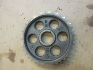 Mercedes W123 W126 Turbo Diesel Camshaft Timing Chain Gear 1210520201 OM617