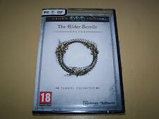 The Elder Scrolls Online = Tamriel Unlimited = Crown Edition **New & Sealed**