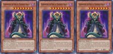 Vennominaga The King of Poisonous Snakes  X 3 RYMP-EN070 Rare Yugioh