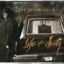 THE NOTORIOUS B.I.G. - LIFE AFTER DEATH 2 CD 24 TRACKS HIP HOP / RAP  NEW