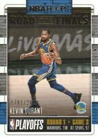2018-19 NBA Hoops Road to the Finals #19 Kevin Durant R1 /2018 GS Warriors