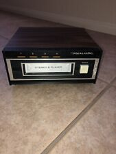 Realistic Stereo 8 Track Player Model 14-935 TR-169 See Pics
