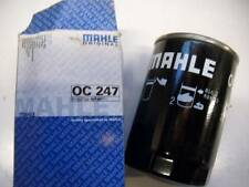 chrysler voyager 2.5 diesel 1995-2001 oil filter mahle TWO FILTERS