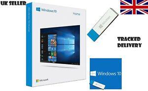BRAND NEW MICROSOFT WINDOWS 10 HOME USB FULL VERSION KW9-00259