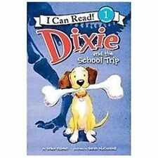 Dixie and the School Trip (I Can Read Book 1)-ExLibrary