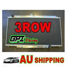 3 core FOR Nissan GU PATROL Y61 PETROL automatic aluminum radiator