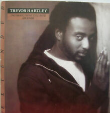 """Trevor Hartley ~ {no more} aucun till five ~ 12"""" SINGLE PS"""