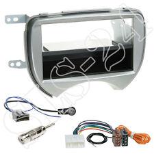 Nissan Almera Tino radio diafragma instalación auto din marco adaptador ISO