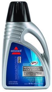 BISSELL PROFESSIONAL STAIN & ODOUR CARPET SHAMPOO 709ml 78H6E