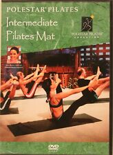 Polestar Pilates Intermediate Pilates Mat Workout Fitness exercise DVD
