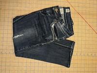 *H2J Blue Jean Capri Size 7/8 Used Closet301*