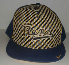Collectible NIKE Black Fives HARLEM RENS Fitted Hat 7 3/4
