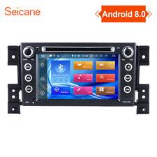 Android 8.0 Touchscreen Autoradio DVD GPS Navi für 2005-2013 Suzuki Grand Vitara