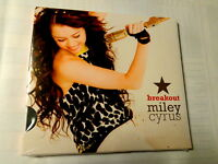 MILEY CYRUS  -  BREAKOUT  -  CD  NUOVO E SIGILLATO