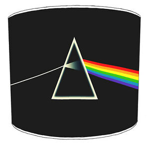 Pink Floyd Designs Lampshades, Ideal To Match Wall Decals & Stickers