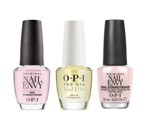OPI Nail Envy Manicure Pedicure Spa and Nail Rescue Set **PICK YOUR TREATMENT**