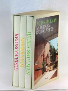 Signed Julius Shulman Modernism Rediscovered Mid-Century Modern Architecture