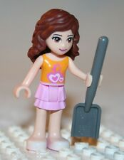 Lego OLIVIA MINIFIGURE from Friends Olivia's Speedboat (3937)