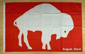 Buffalo Bills 3x5 ft Flag Banner NFL