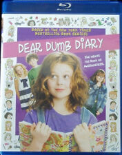 Dear Dumb Diary NEW Blu-ray Buy 2 Items-Get $2 OFF