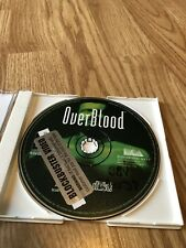 Overblood 2 Ps1 PlayStation 1 Disk Only BB1