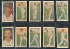 Allens Cricket Trading Cards