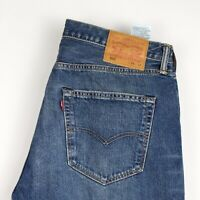 Levi's Strauss & Co Hommes 501 Jeans Jambe Droite Taille W36 L36 AVZ229