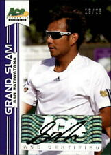 2013 Ace Authentic Grand Slam Purple #BASR1 San Ratiwatana Autograph /25