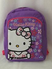 HELLO KITTY LILAC/PINK BACKPACK WITH ACTIVITY SHEETS : NWOT!