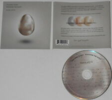 Chandrika Tandon - Shivoham The Quest radio edits  U.S. promo cd + press sheet