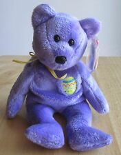 Ty Beanie Baby EGGS III BEAR 2002, Great Condition