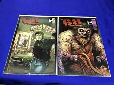 '68 HOMEFRONT #1-2 (IMAGE/KIDWELL/CHARLES/FOTOS/121515) COMPLETE SET LOT OF 2