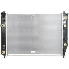C6 Corvette 2005-2007 LS2 LS3 Engine Cooling Radiator WITHOUT Oil Cooler