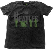 The Beatles 'Saville Row Line Up' Snow Wash T-Shirt - NEW & OFFICIAL