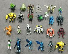 Large Ben 10 action figures bundle