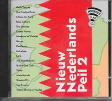 V/A - Nieuw Nederlands Peil 2 CD Album 18TR Noorderslag 1986-1993 Holland Nerve